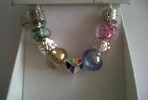 Silver plated bracelets / Hand made bespoke bracelets
