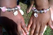 Girls baracelets