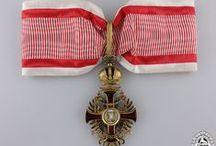 Austrian Medals, Orders, & Militaria