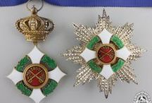 Italian Orders, Decorations & Medals