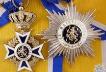 Orders, Decorations & Medals