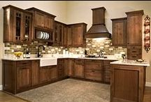 dream kitchen / by Leigh Hines