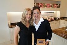 Celebs / Everyone loves BHBC! Stop by today and maybe you'll see some of our famous brownie fans!