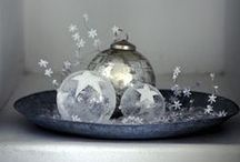 centerpiece and tablescape / by Leigh Hines