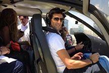 Novak Djokovic en Chile. / Vivimos una experiencia BioTourist con Novak Djokovic.