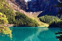 Lugares y paisajes que me encantan