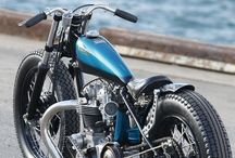 Motorcycles and cars  / Man stuff