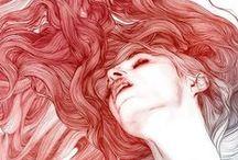 Illustration Grimoire / Phantasmagoria illustratus / by Ollie Bombard