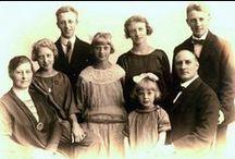 Berg-Nilsen slekta / Dette er Marie og Johan Berg-Nilsen's etterkommere.