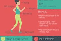 Fitness / Broad range of exercises and advice to help keep yourself healthy and fit.