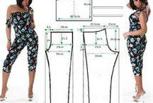 Брюки женские+Выкройки основы брюк.Идеи._+Мужские модели. / Модели.Моделирование.Техника шитья , детали,ремонт.Схемы - для шитья начинающим портным