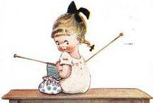 Вязание / Схемы,фото;крючок,спицы,вилка,шаблоны,