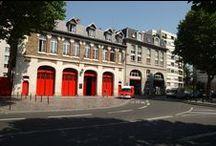 """ZAC Corbineau Lachambeaudie / L'aménagement de cette ZAC est constitué d'un long ensemble qui forme la frange nord des terrains de Bercy. Il s'étend depuis l'ilot Corbineau qui fait directement face au Palais Omnisport de Paris-Bercy, jusqu'à la place Lachambeaudie, en englobant les emprises dénommés """"Quai 10"""" situées entre la gare de Bercy et la rue de Bercy.  Pour plus d'informations : www.semaest.fr"""
