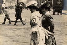 Belle Époque / Illustrations, mode et photos d'avant 1914