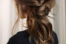 Hair ideas / Haartjes mooi!