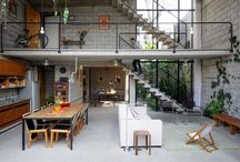 Home Idea / 住みたい家と好きなインテリア