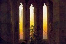 Romantisme / Peinture, périodes et thèmes romantiques