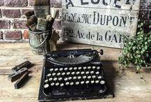 Écrire / Plume et papier, manuscrits et inspiration