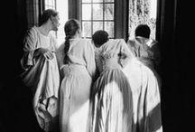 Austen & Brontë / Atmosphères et thèmes des romans de Jane Austen et des soeurs Brontë - So british!