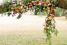Fleuri / Flowerpower, fleurs des champs et bouquets