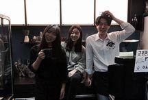 Daily in Dooaredo / 2014~2015  Cafe Doorae-do 노예들  Nara shin / Eunjeong Hong / Jeremy Ham