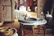 Design interior country style / Интерьер в стиле кантри – это воплощение деревенского духа, в котором перемешиваются изысканность и практичность, натуральность и простота.