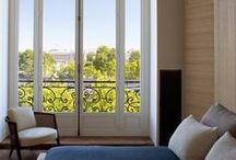 Bedrooms / Когда мы спрашиваем заказчика, какой вы видите свою спальню, первое, что мы слышим - главное, чтобы кровать была большой и удобной, далее комментарии излишни. Удобство, комфорт, долговечные материалы, стиль - всё что помогает нам в выборе того, что нужно для данного человека конкретного интерьера.