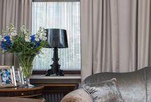 Curtains / Архитектурное бюро DOMINANTA оказывает также услуги по оформлению окон, смотрите наши работы.