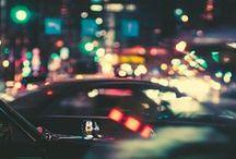 Summer City Night