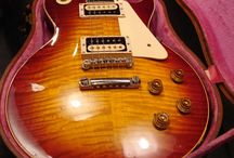 Les Paul Sunbursts from the 50s