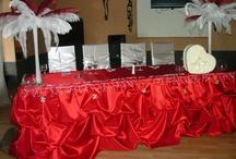 Nunta ta de vis - Slatina / Permite-ne sa te invitam la un eveniment perfect: evenimentul tau asa cum l-ai visat - decor locatii evenimente Slatina, Bals, Caracal, Scornicesti, Potcoava, etc - producator articole textile destinate amenajarilor festive