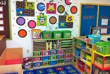 Classroom Decor and Organization / Making the classroom beautiful and organized. / by Ashley Wilburn