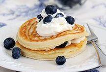 Recipe  Pancakes & flapjacks