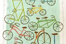 Bicycle  vintage charm