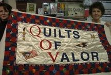 QOVF / Quilts of Valor Foundation