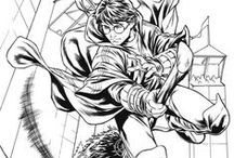 Harry Potter / by Ethan Cripps