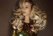 Blowdrys / Lovely bouncy Hollywood blowdrys, curls and waves