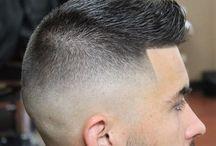 Men's cuts / Style cuts for men