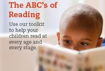 Reading / Reading is what libraries do best! It's also the single most important activity you can share with your child. It's never too early to start! Here you'll find some of the best books for babies and children. Visit the library and take some books home today!