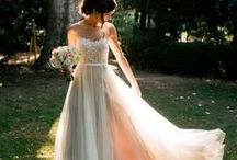 Wedding Muse- Dresses / Inspirations for my dream dress.
