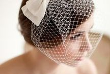Head to Toe / Wedding veils, shoes & more.