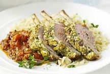 Recipe  Lamb, Beef, Chicken & Pork