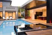 Havuzlu binalar