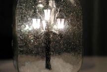 Diy - lights / All those pretty lights^^