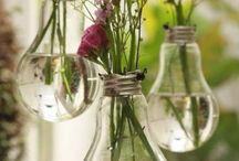 Diy - glass / Vases, bottles, glasses etc.