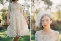 Rehearsal/Bridal Shower/Reception Dress!