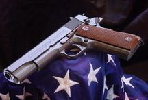 The 1911 pistol, an American legend. / A century of perfection.
