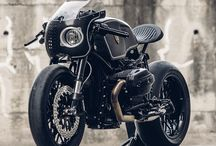 Custom bikes / My pick of the best brats, bobbers, trackers, cafe racers and everything in between #caferacer #custom #motorcycles