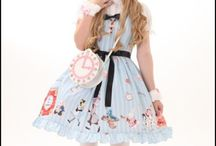 Lolita / Lolita dresses and style.