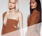 CUSHNIE ET OCHS PRE-FALL 2016 / A collection extrapolated from naturally-occurring textures, discovered through travel.  Desert simplicity - combed sand, liquid gold and browns, hot white - thrown into contrasts, inspired by Indian scenes.  Confident revelations of bare skin.